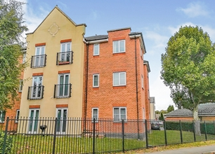 2 Bed Flat for Sale in Hassocks Close, Beeston