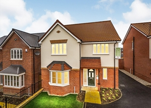 4 Bed Detached House for Sale in Field Farm, Ilkeston Road, Stapleford
