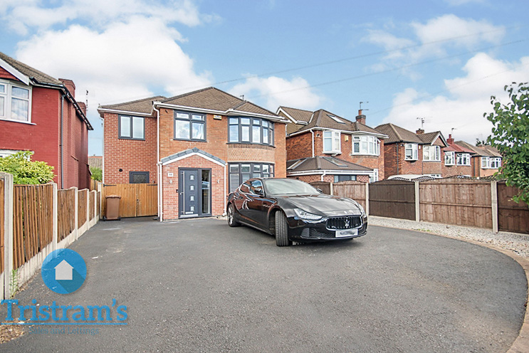 4 Bed Detached for Sale on 44 Trowell Road, Wollaton