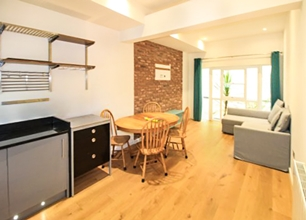 1 Bed Flat for Rent in Hounds Gate Court
