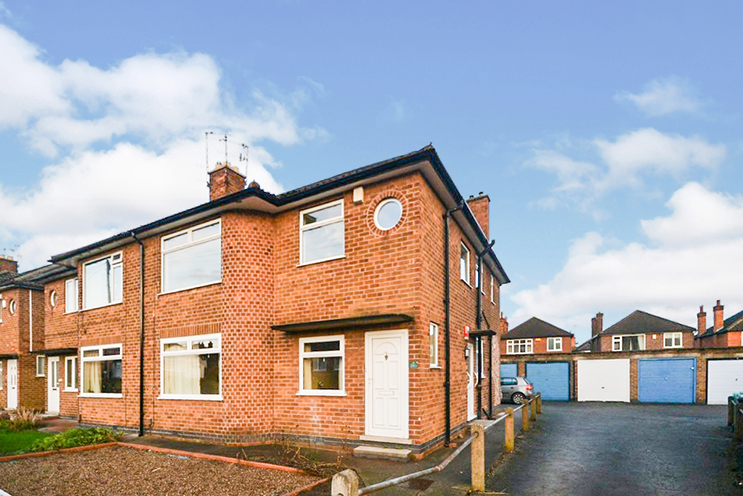 2 Bed Maisonette for Sale in 24A Redbourne Drive, Beechdale