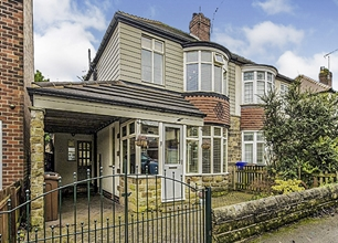 3 Bed Semi-Detached House for Sale on Old Park Road