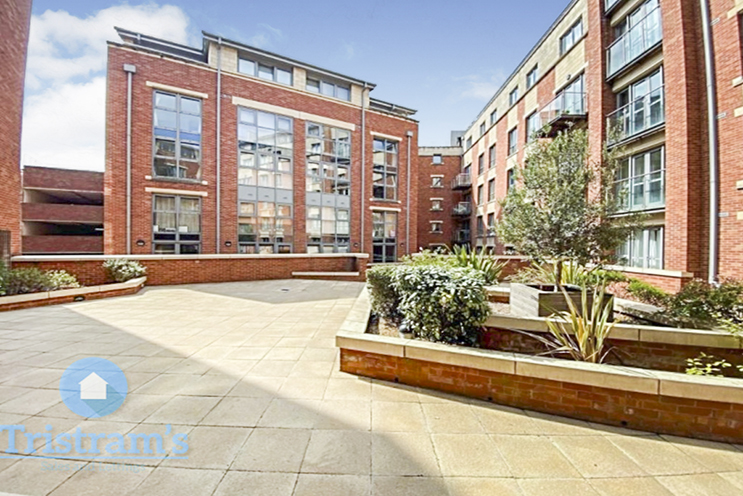 2 Bed Flat for Sale in One Fletcher Gate, Adams Walk
