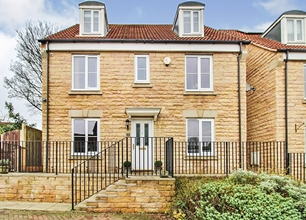 5 Bed Detached House for Sale in Willowdale Rise, Scholes