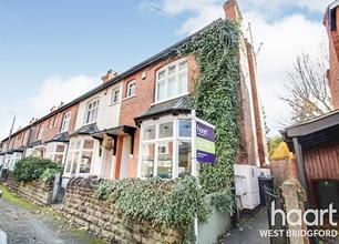 4 Bed Terraced House for Sale on Carnarvon Road, West Bridgford