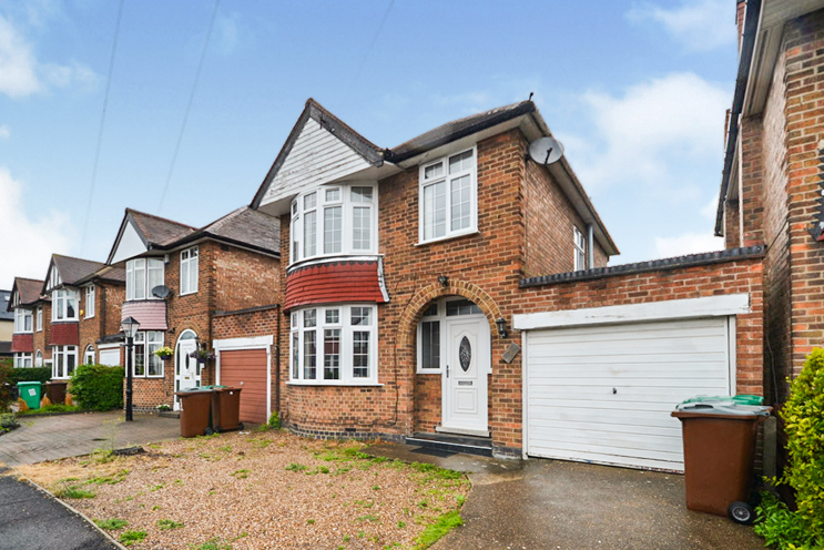 3 Bed Detached for sale in 7 St. Austell Drive, Wilford