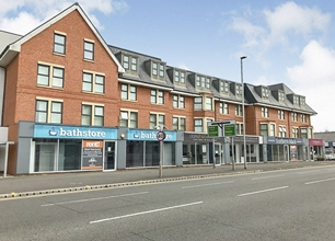 2 Bed Flat for Rent in Bridgford Point, Radcliffe Road, West Bridgford