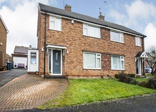 3 Bed Semi-Detached House for Sale in Granville Crescent, Radcliffe-On-Trent