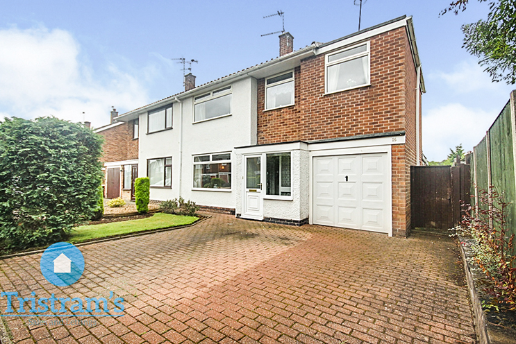 4 Bed Semi-Detached House for sale in 16 Cransley Avenue, Wollaton