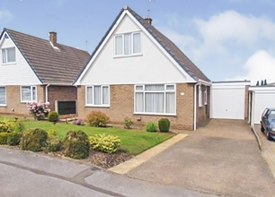 3 Bed Detached Bungalow for Sale in Nethercross Drive, Warsop