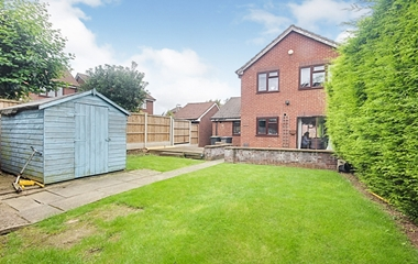 3 Bed Detached House 34 Perivale Close, Nuthall