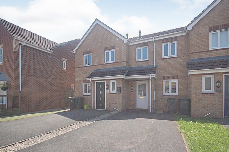 2 Bed House for Sale in 11 Oakland Way, Bilborough