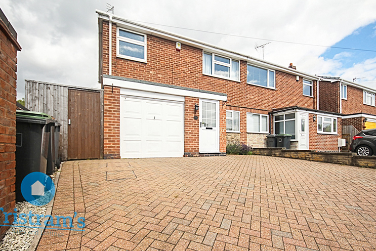 3 Bed Semi-Detached House for Sale in 100 Russley Road, Bramcote