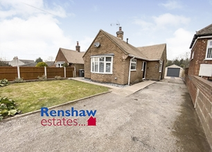 2 Bed Detached Bungalow for Sale in Park Hill, Awsworth