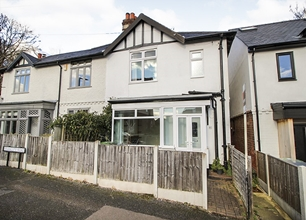 4 Bed Semi Detached House for Sale on Bramcote Road