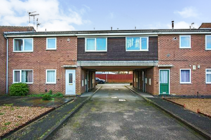 1 Bed House for Sale in Magnus Court, Beeston