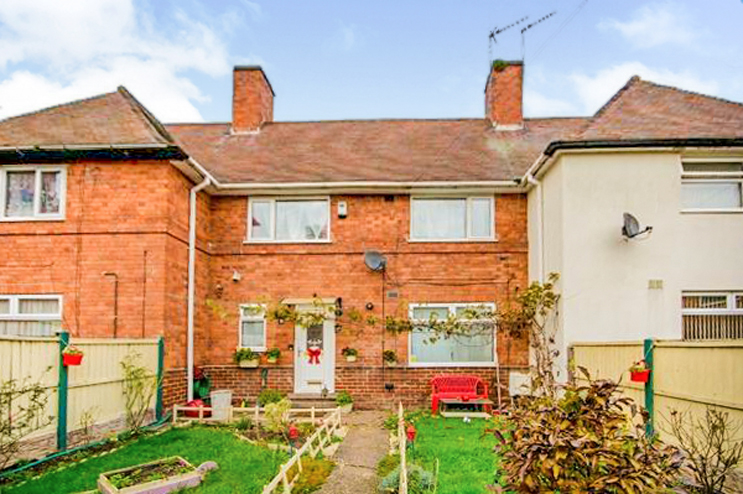 3 Bed House for Sale in Harwill Crescent