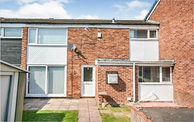 3 Bed House for Sale in Grisedale Court, Beeston