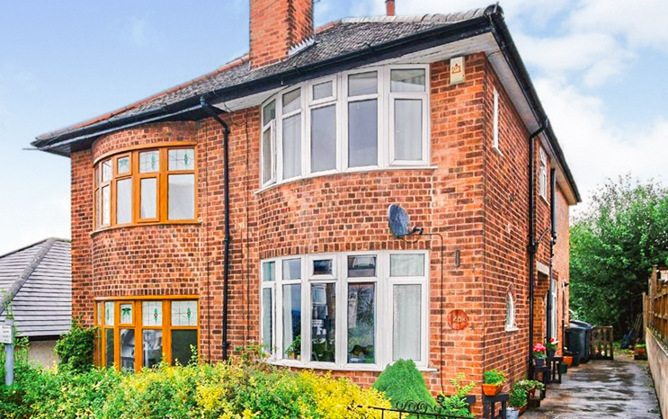 3 Bed House for Sale on Bonington Road Mapperley