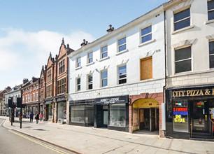 Studio Apartment for Rent in Studio 13, Wardwick, Derby