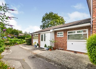 2 Bed Semi Detached Bungalow for Rent in Waltham Close, West Bridgford