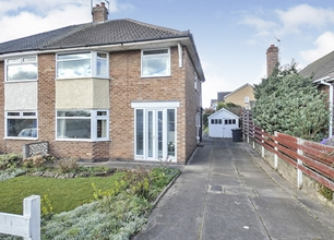 3 Bed Semi-Detached House for Sale on Whitburn Road, Toton, Beeston