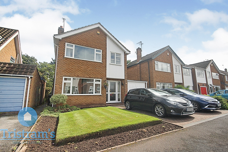 3 Bed Detached House for Sale in Westerlands, Stapleford