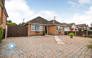 2 Bed Detached Bungalow for Sale in Newbery Avenue, Long Eaton