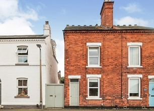2 Bed Semi Detached House for Sale on Nursery Road Radcliffe-On-Trent