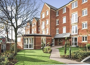 2 Bed Flat for Sale in Brooklands Court, Tamworth Road, Long Eaton