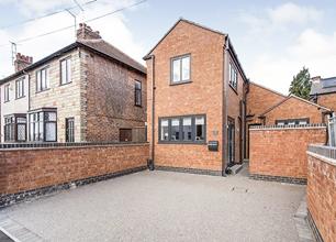 2 Bed Detached House for Sale on Trafalgar Road, Beeston Rylands