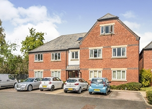 1 Bed House for Sale in Saxby Court, Ruddington