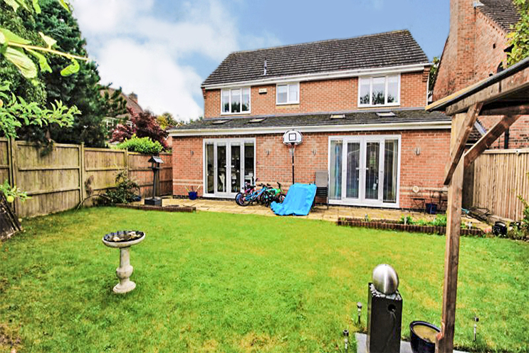4 Bed House for Sale in Mayfair, Radcliffe-On-Trent