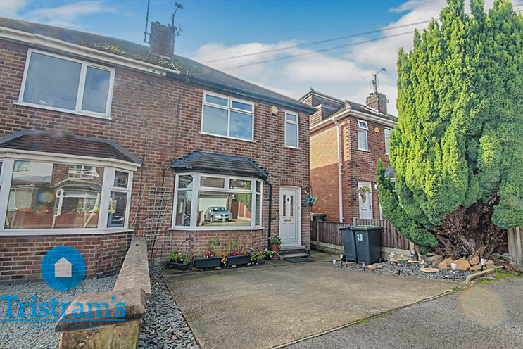 3 Bed Semi-Detached House for Sale in Wortley Avenue, Trowell