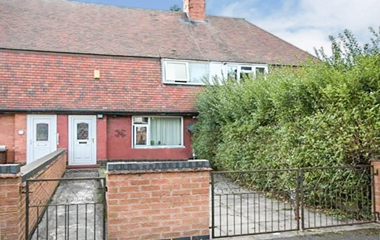 2 Bed Terraced House for Sale in Marchwood Close, Wollaton