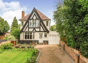 4 Bed Detached House for Sale in Ruddington Lane