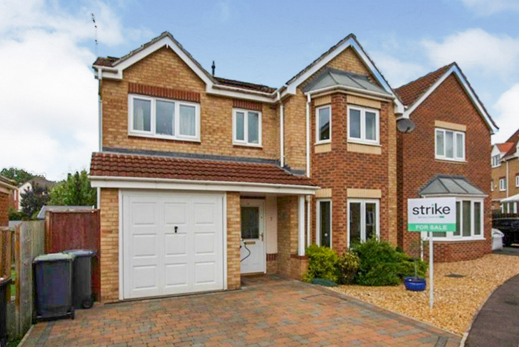 4 Bed Detached House for Sale in College Way