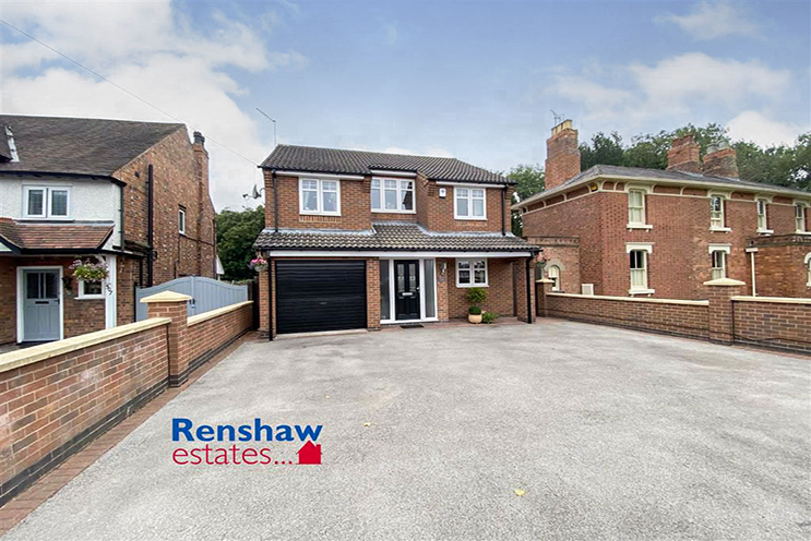 4 Bed House for Sale in Heanor Road, Ilkeston