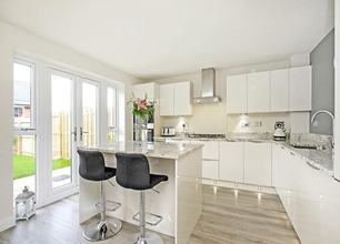 4 Bed Detached House for Sale in Woodland Rise, Millhouses