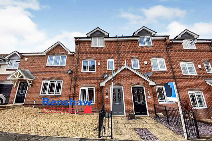 4 Bed Detached House for Sale in Hillingdon Drive, Ilkeston, Erewash