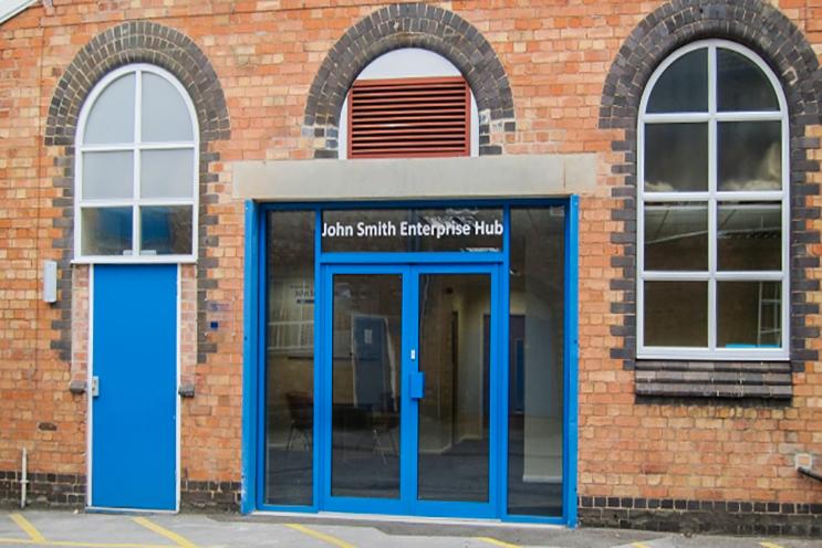 John Smith Enterprise Hub Brian Clough Business Centre