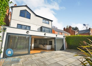 6 Bed Detached House for Rent on Mona Road, West Bridgford