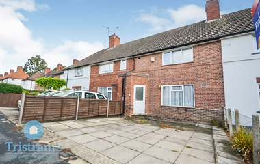 2 Bed Mid Terraced House for Rent in Austrey Avenue, Beeston