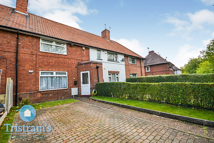 2 Bed Mid Terraced House for Rent in Woodside Road, Beeston