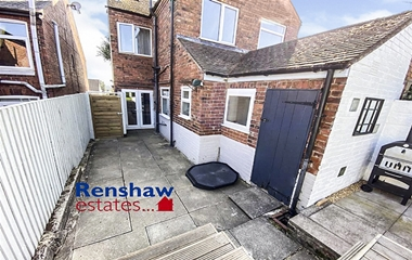 2 Bed House For Sale in Kingsway, Ilkeston, Erewash