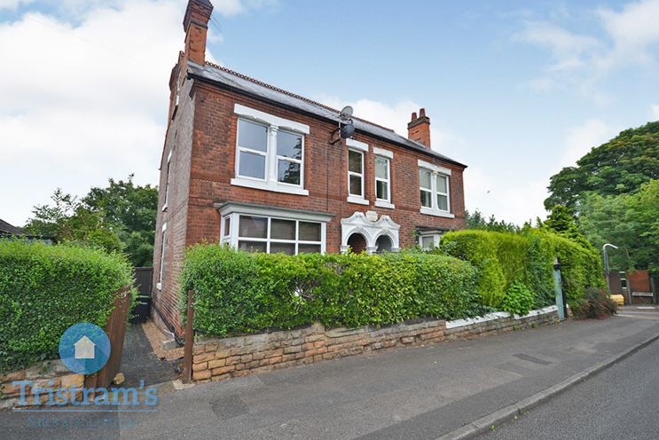 7 Bed Semi-Detached House For Sale on Porchester Road, Mapperley
