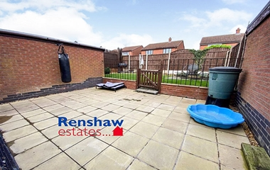 4 Bed House For Sale In Crown Hill Way, Stanley Common, Ilkeston