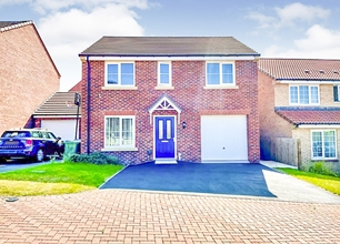 4 Bed Detached House for Sale in Linnet Drive, Rainworth