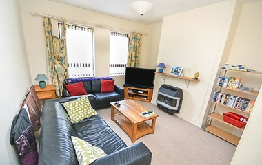 1 Bed Flat for Rent in Lambley House, Lambley Court, Mapperley