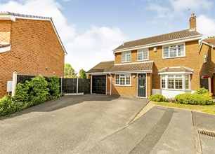 4 Bed Detached House for Sale in Huntingdon Way, Toton
